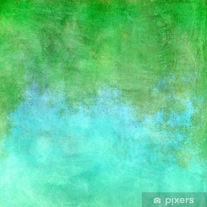 poster pastel texture de fond vert pixers nous vivons pour changer