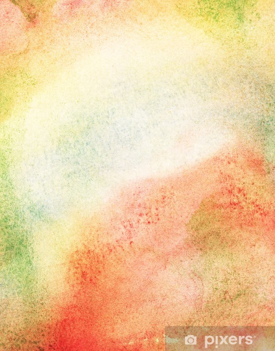 Summer Watercolor Background : summer, watercolor, background, Painted, Colorful, Watercolor, Background., Spring, Summer, Theme, Mural, Pixers®, Change