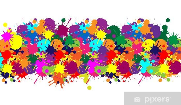 illustrator colorful banner for