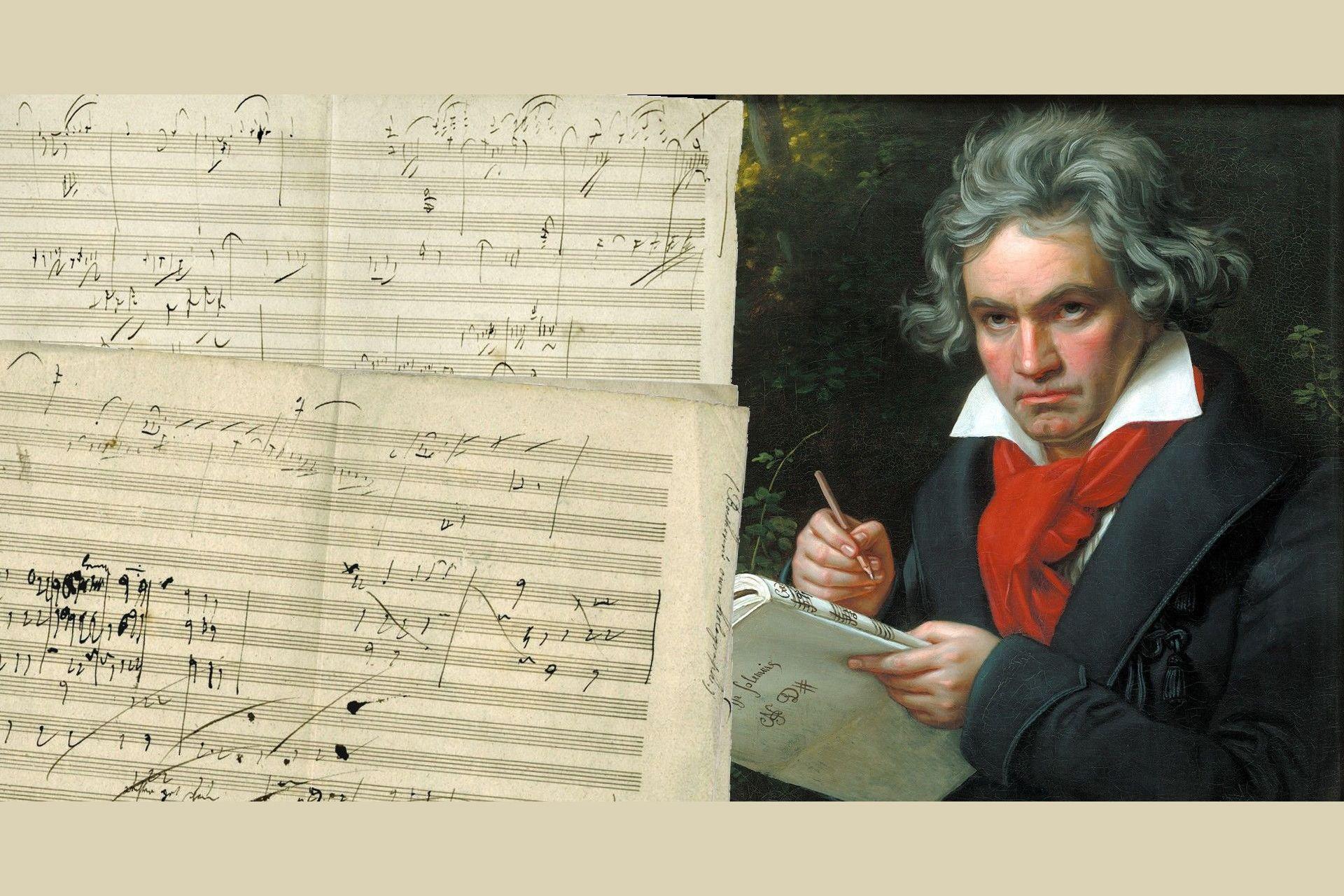 Puedes reconocer las melodas ms famosas de Beethoven