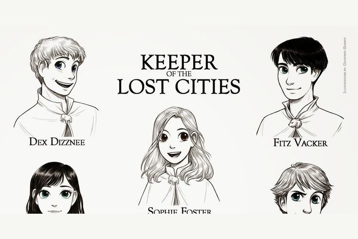 Keeper of the Lost Cities Ability Badges Keeper of the