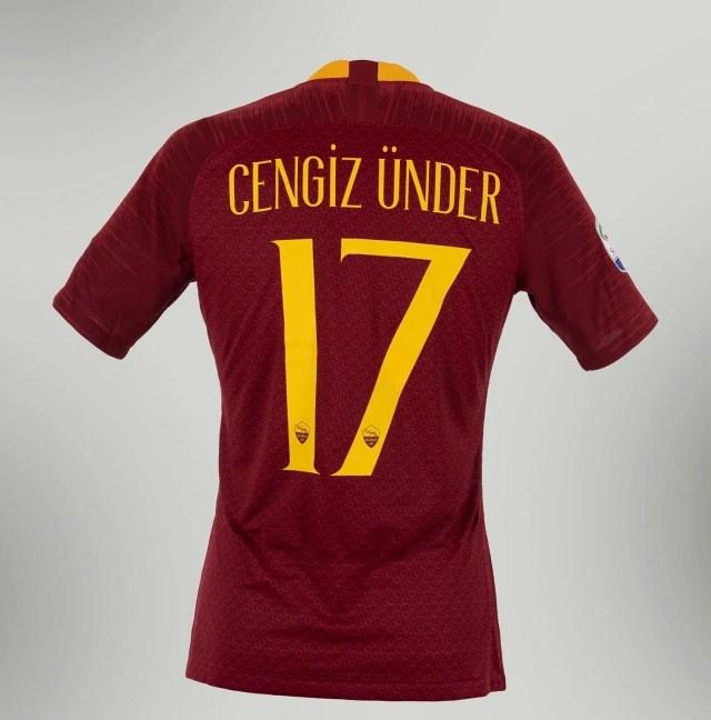 Camiseta AS Roma 2018