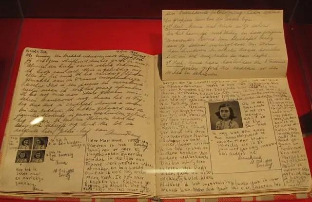 Ana escribió con el propósito de recordar su propia historia, pero dentro de sus planes para el futuro, estaba ser escritora. Su diario sería su primera obra maestra -si se atrevía a publicarlo, ya que resultó ser una obra muy personal-.