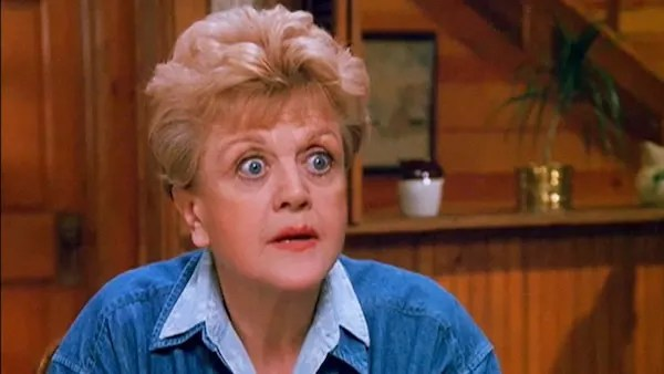In Murder She Wrote, Jessica Fletcher is a serial killer framing someone new each episode.