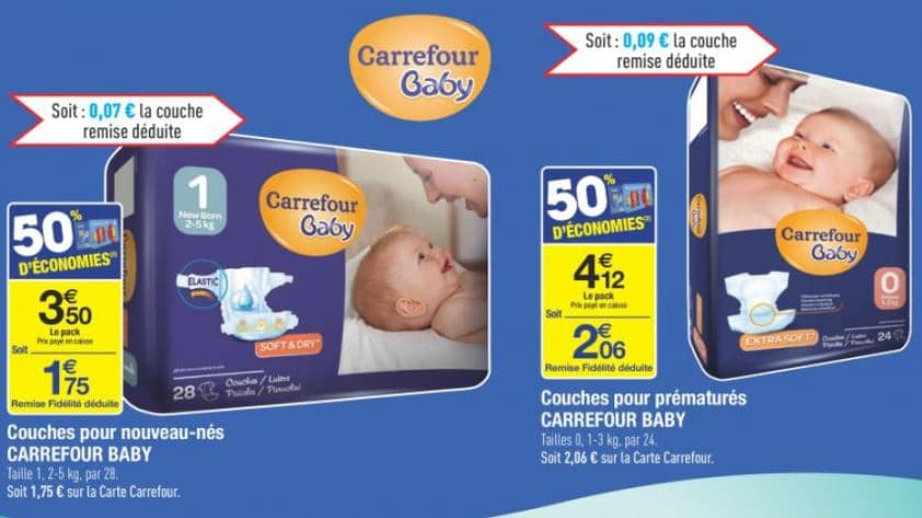 couches carrefour baby moins cheres