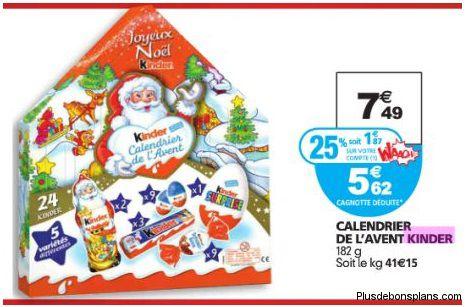 Calendrier Avent Auchan.Calendrier De Lavent Auchan