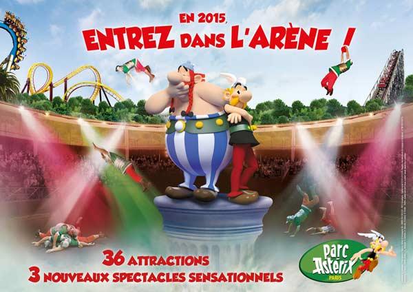 Carrefour Billet Parc Asterix Le 2me 50