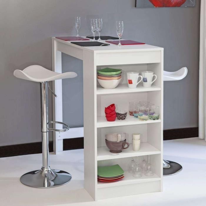 table de cuisine chez conforama
