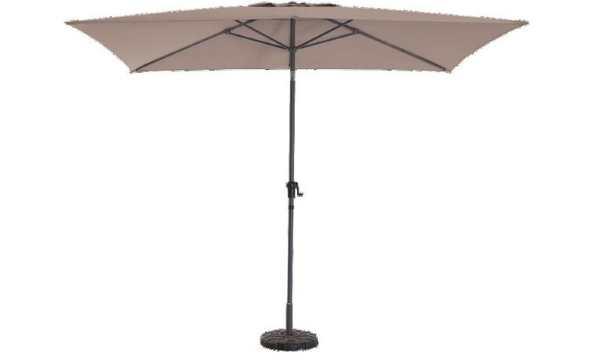 brico depot parasol rectangulaire 3 x