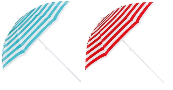 action parasol inclinable et reglable