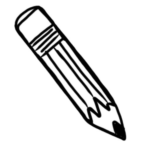 small resolution of black and white png pencil transparent images 7990 pngio