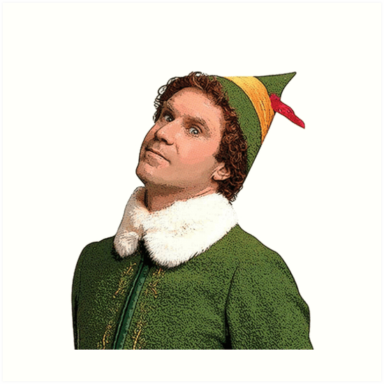 Download Buddy The Elf Png & Free Buddy The Elf.png Transparent ...