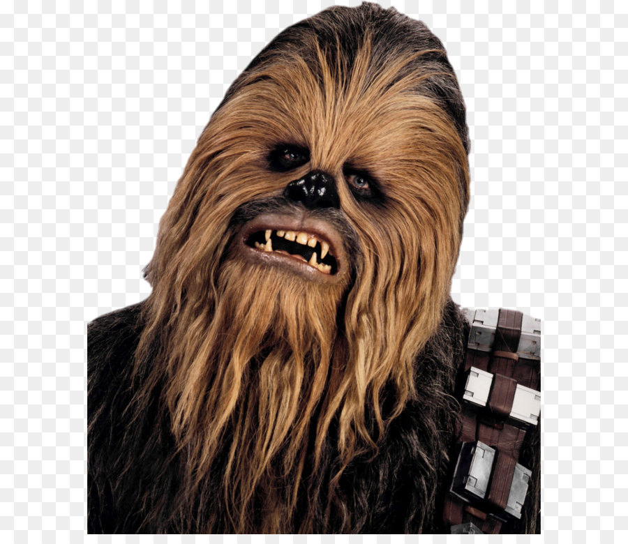 Chewbacca Han Solo Star Wars Wookiee Act #475392 - PNG Images - PNGio