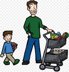 Food Shopping Transparent Png Image & #353365 PNG Images PNGio