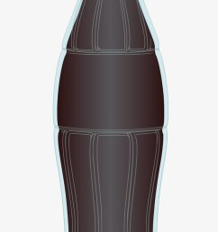glass soda bottles soda clipart capsule soft drink png image and  [ 640 x 1280 Pixel ]