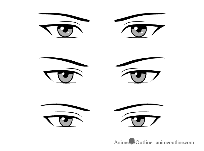 Male Eye Png & Free Male Eye.png Transparent Images #21785