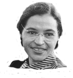 rosa parks by elyse roe infographic  [ 1060 x 1123 Pixel ]