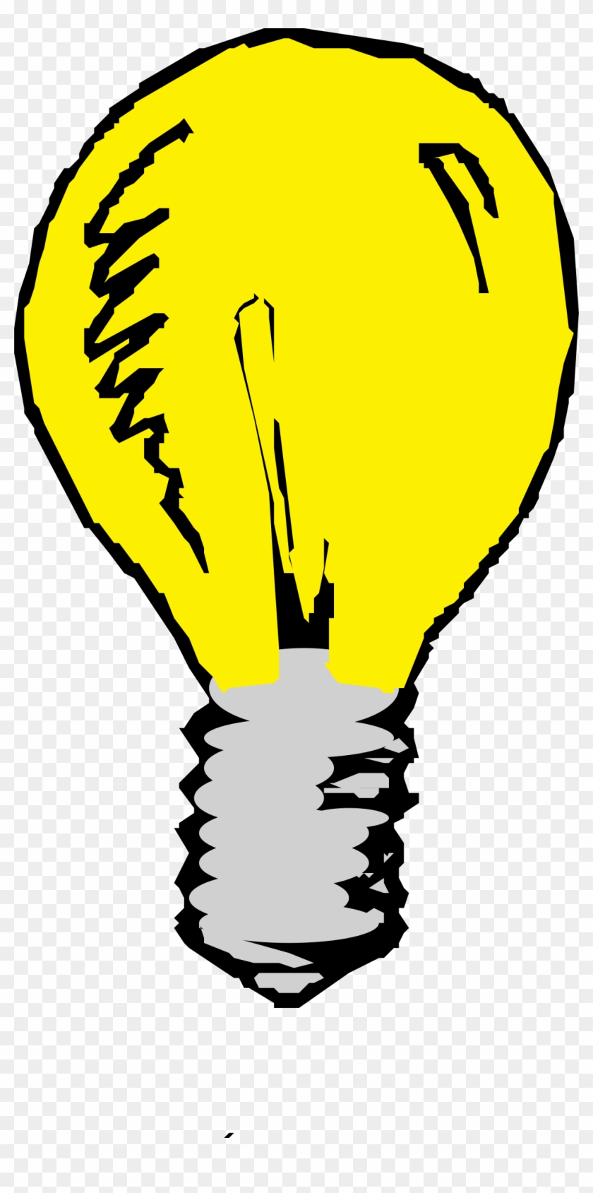 hight resolution of vector clip art light bulb animation png free transparent png