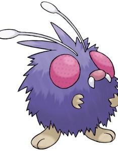 Venonat also pokedex stats moves evolution  locations pokemon database rh pokemondb