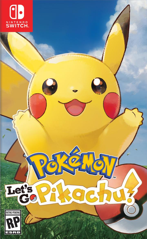 Pokémon Let's Go, Pikachu! & Pokémon Let's Go, Eevee! | Pokémon Database