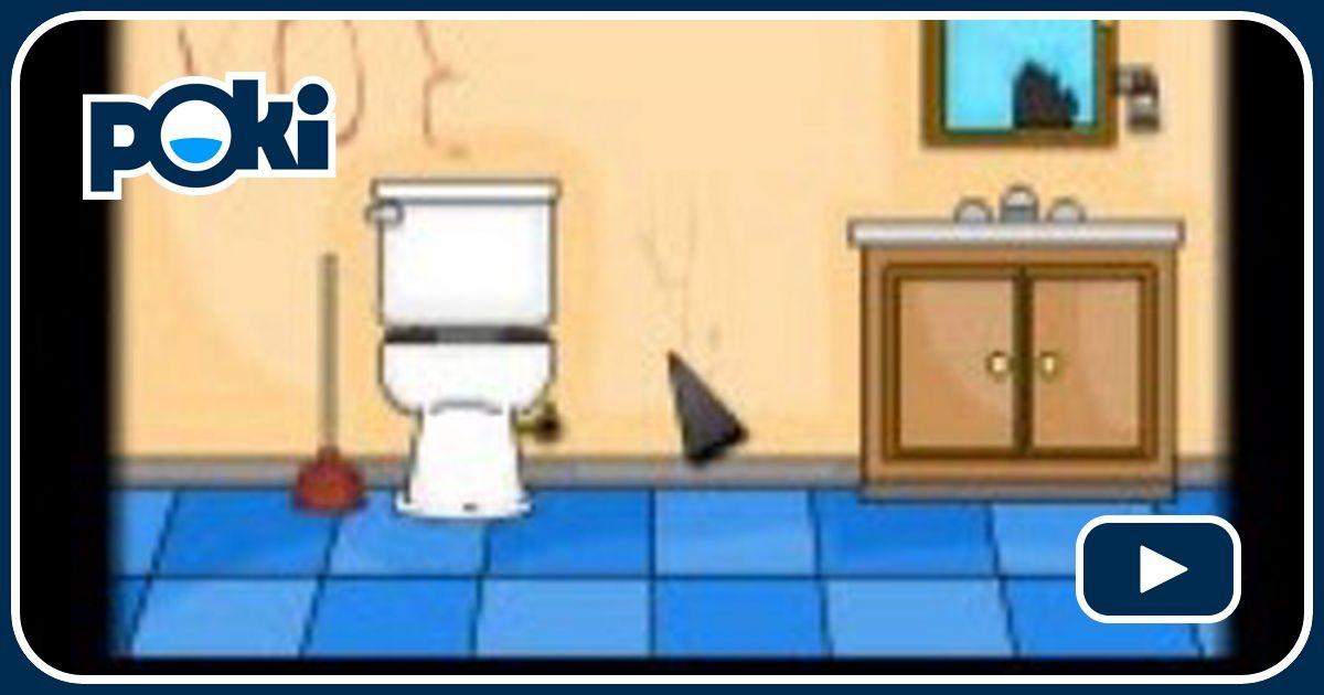 Escape the Bathroom Game  Escape Games  GamesFreak