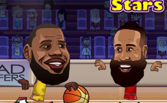 Basketball Stars Poki