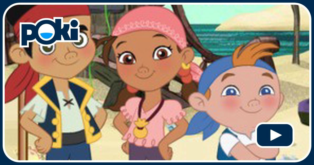 JAKE AND THE NEVER LAND PIRATES NEVERLAND GAMES Online