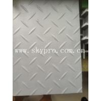 FRP(Fiberglass reinforced plastic) flooring (gratings) of