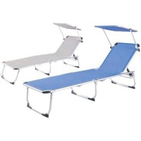 Comfortable Folding Beach Chair with Sunshade of kingholy