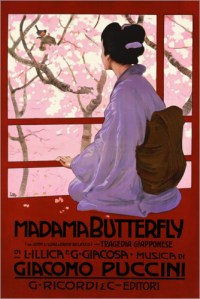 Puccini, Madama Butterfly Posters and Prints ...