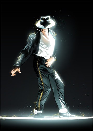 Michael Jackson Posters and Prints  Posterloungecouk