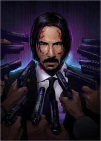 John Wick Posters and Prints | Posterlounge.co.uk