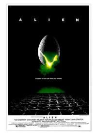 Alien Posters and Prints | Posterlounge.co.uk
