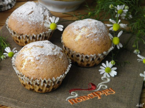 tvorojnie maffini klassicheskie 289436 - Cottage cheese muffins is a classic