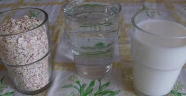 Porridge Ercole sul latte - Foto Passaggio 1