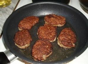 牛肉肝脏击球 - 照片步骤4
