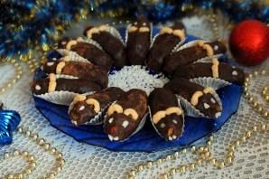 Пирожное без выпечки на Новый год Крысы - фото шаг 8