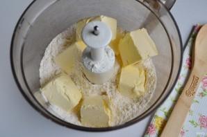 """Торт """"Наполеон"""" классический (из домашнего теста) - фото шаг 2"""