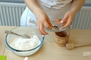 Домашнее имбирное печенье - фото шаг 3