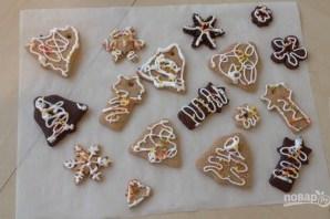 Домашнее имбирное печенье - фото шаг 14