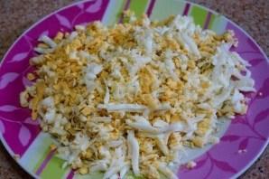 Салат из курицы и чернослива - фото шаг 2