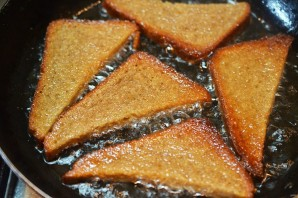 Бутерброды со шпротами и копченой семгой - фото шаг 2