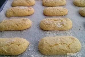 Печенье Савоярди - фото шаг 5