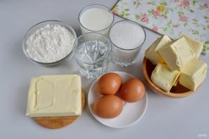 """کیک """"ناپلئون"""" کلاسیک (از آزمون خانه) - عکس مرحله 1"""