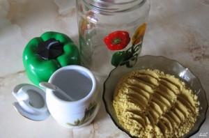Mustard of mustard powder - photo STEP 1