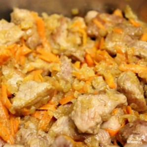 Етпен бұқтырылған картоп - фото 3-қадам