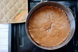Шоколадный торт со сливочным кремом - фото шаг 5