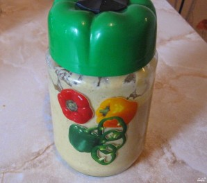 Mustard of mustard powder - Photo Step 4