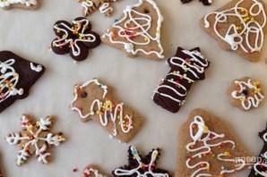 Домашнее имбирное печенье - фото шаг 15