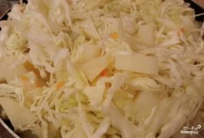 Тушеная картошка с капустой - фото шаг 4